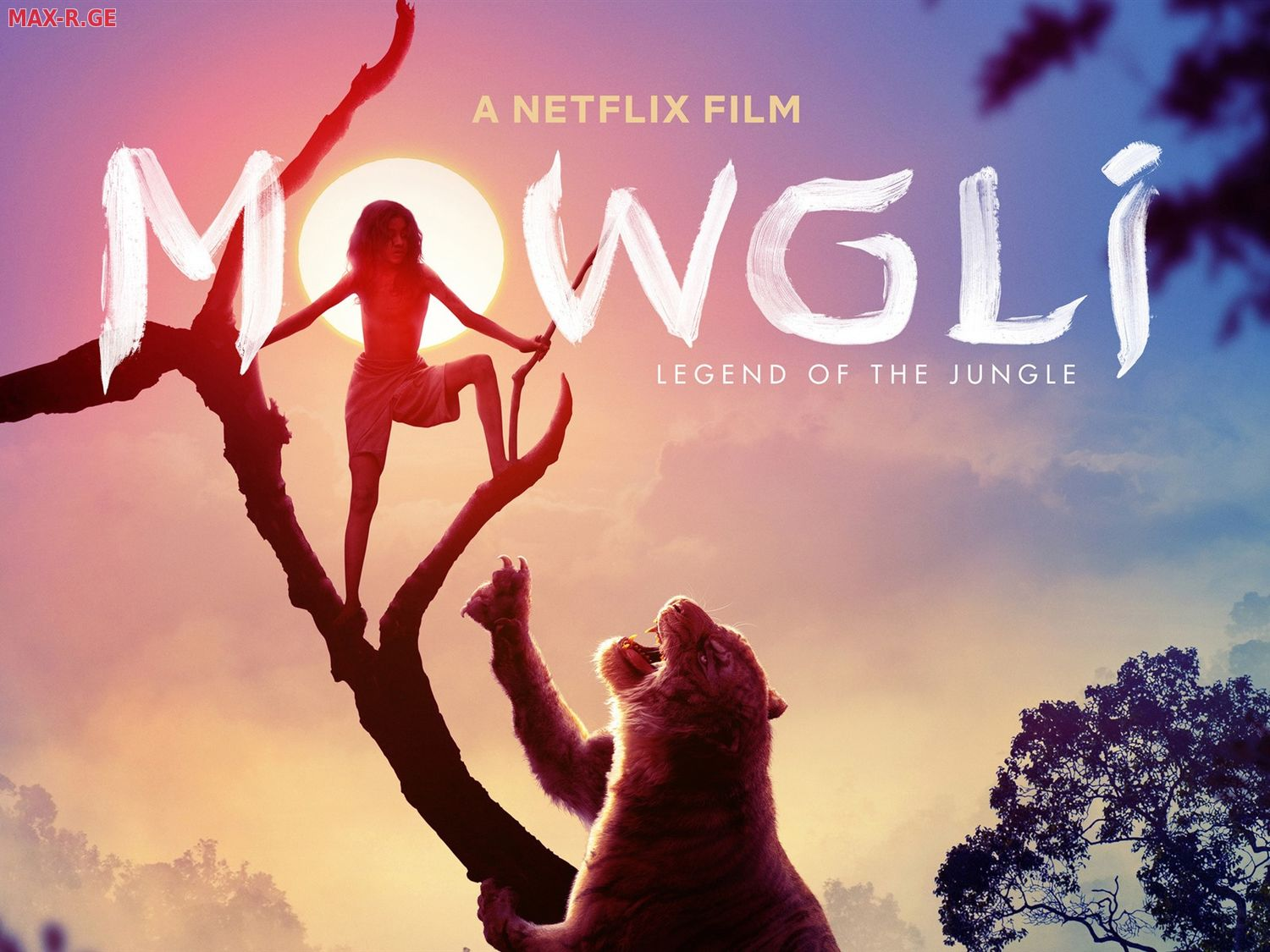 მაუგლი . Маугли  .Mowgli: Legend of the Jungle